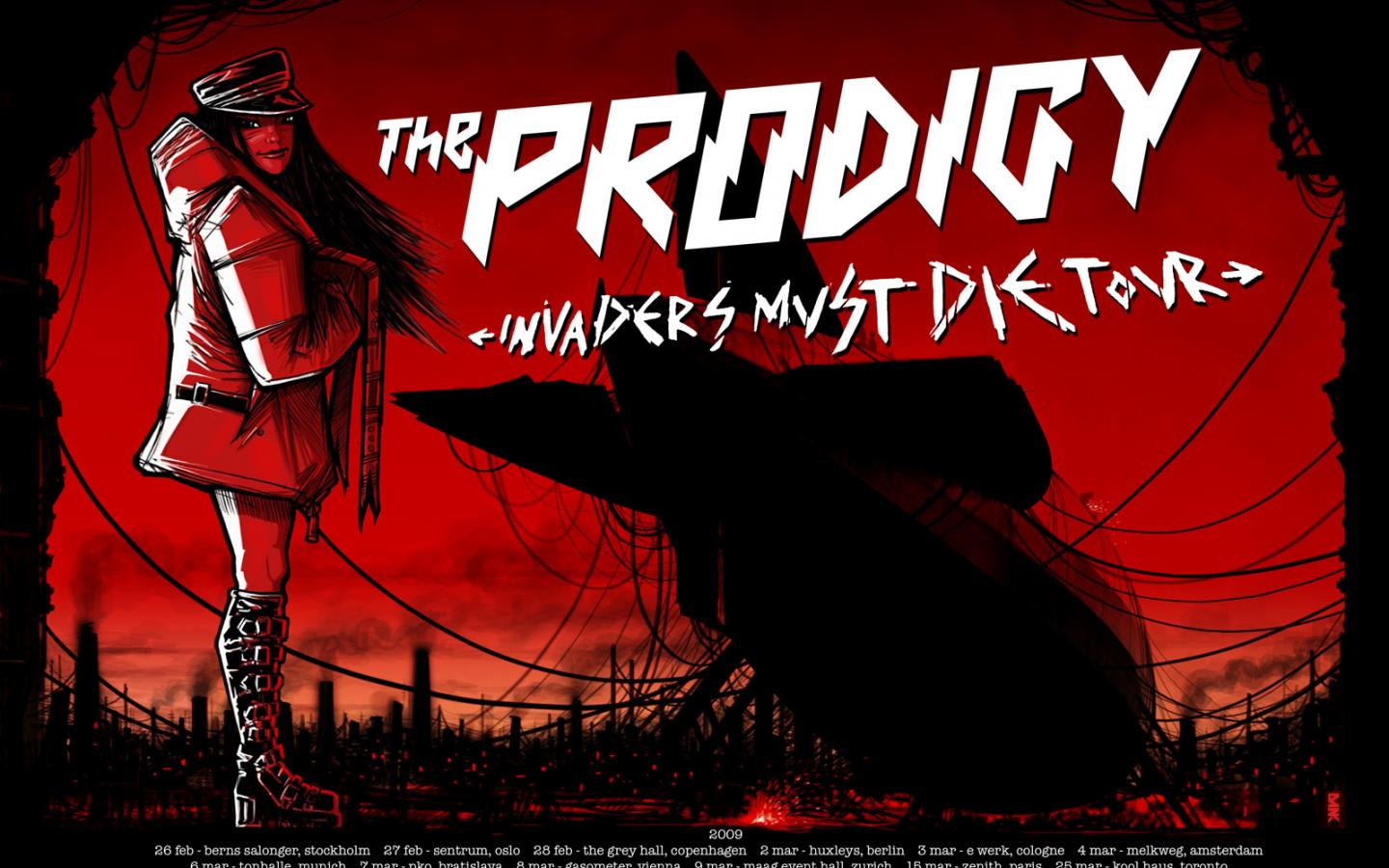 1440x900 - Prodigy Wallpapers 34