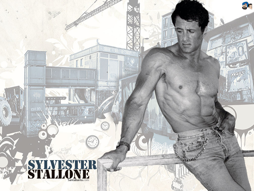 1024x768 - Sylvester Stallone Wallpapers 12