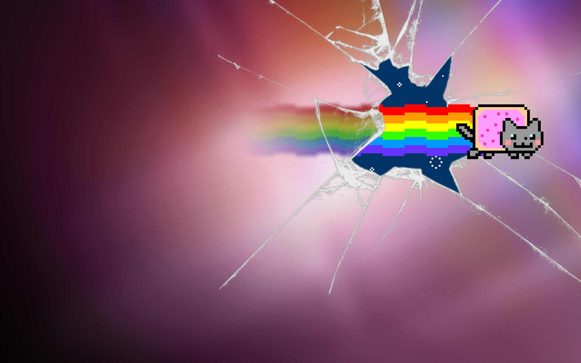 1920x1200 - Nyan Cat iPhone 29