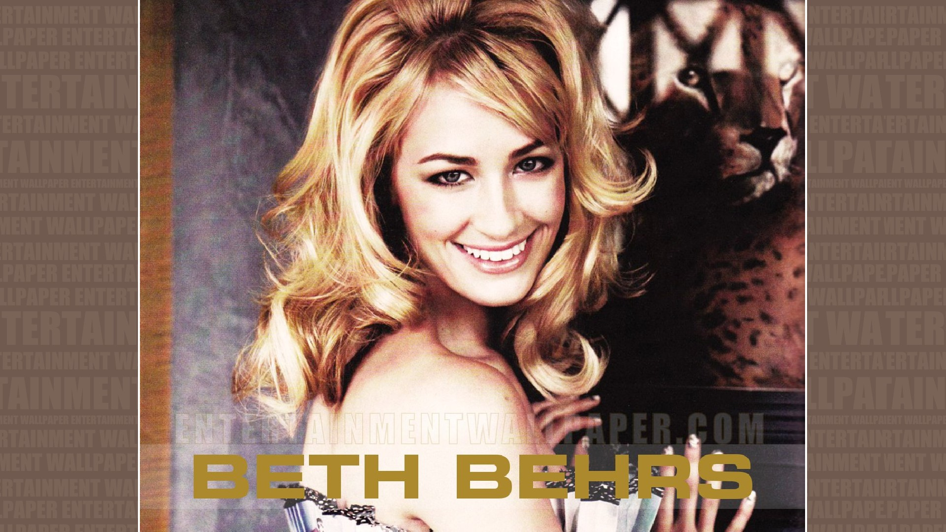 1920x1080 - Beth Behrs Wallpapers 16