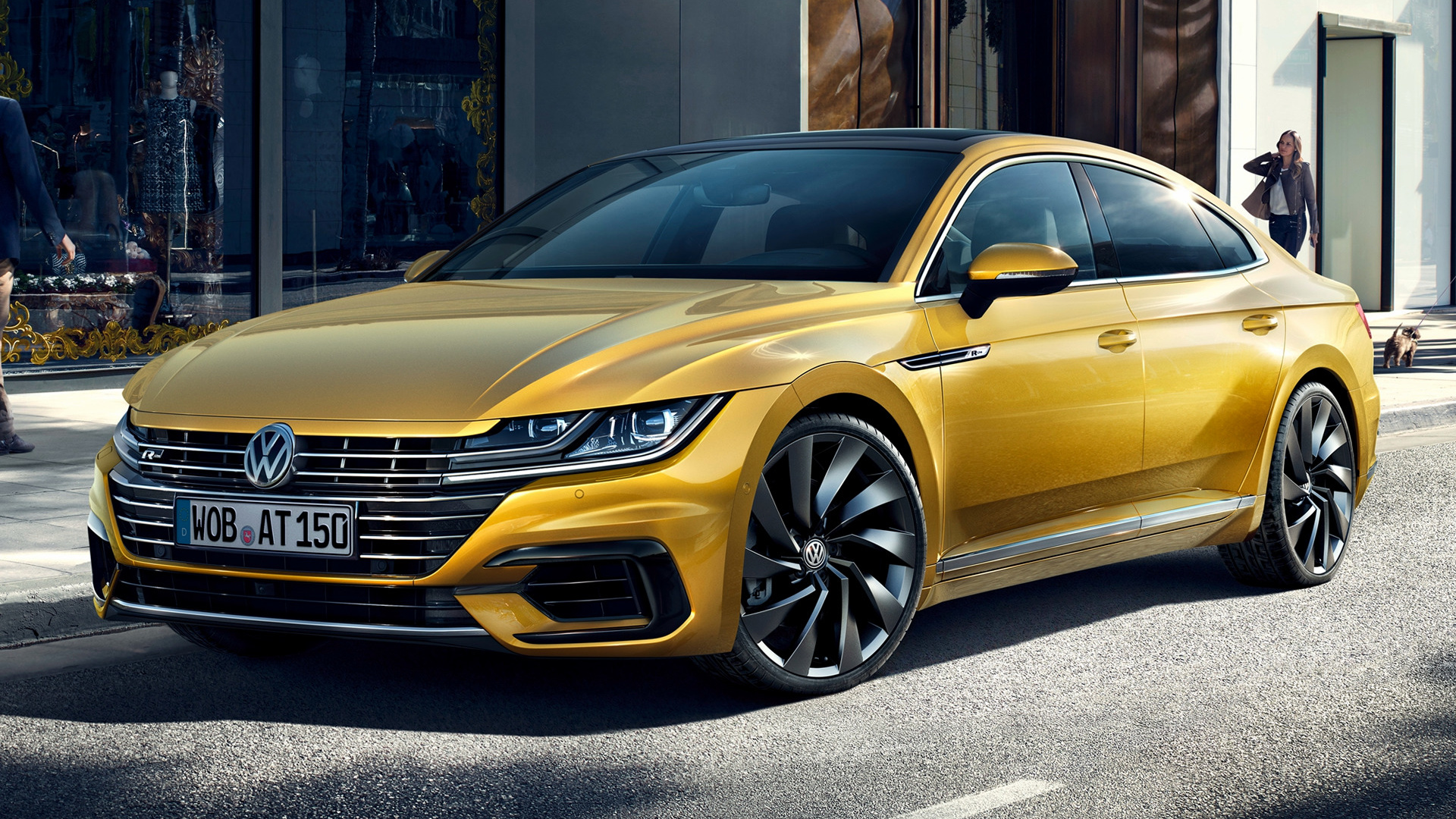 1920x1080 - Volkswagen Arteon Wallpapers 15