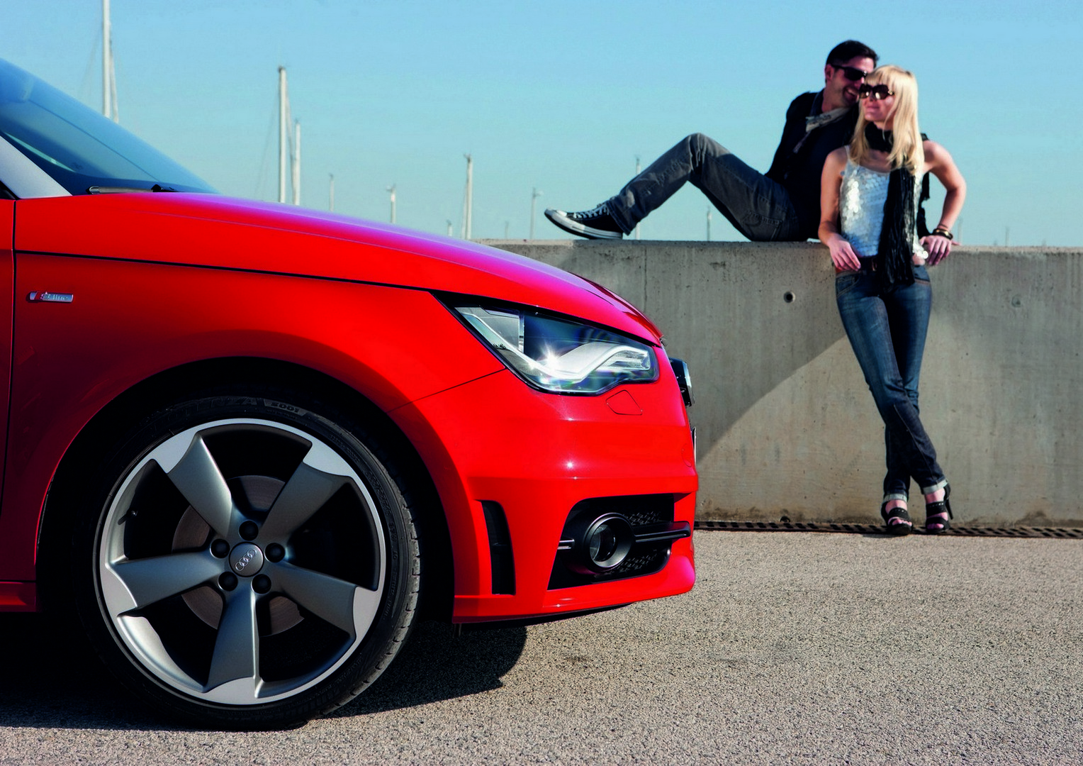1528x1080 - Audi A1 Wallpapers 26