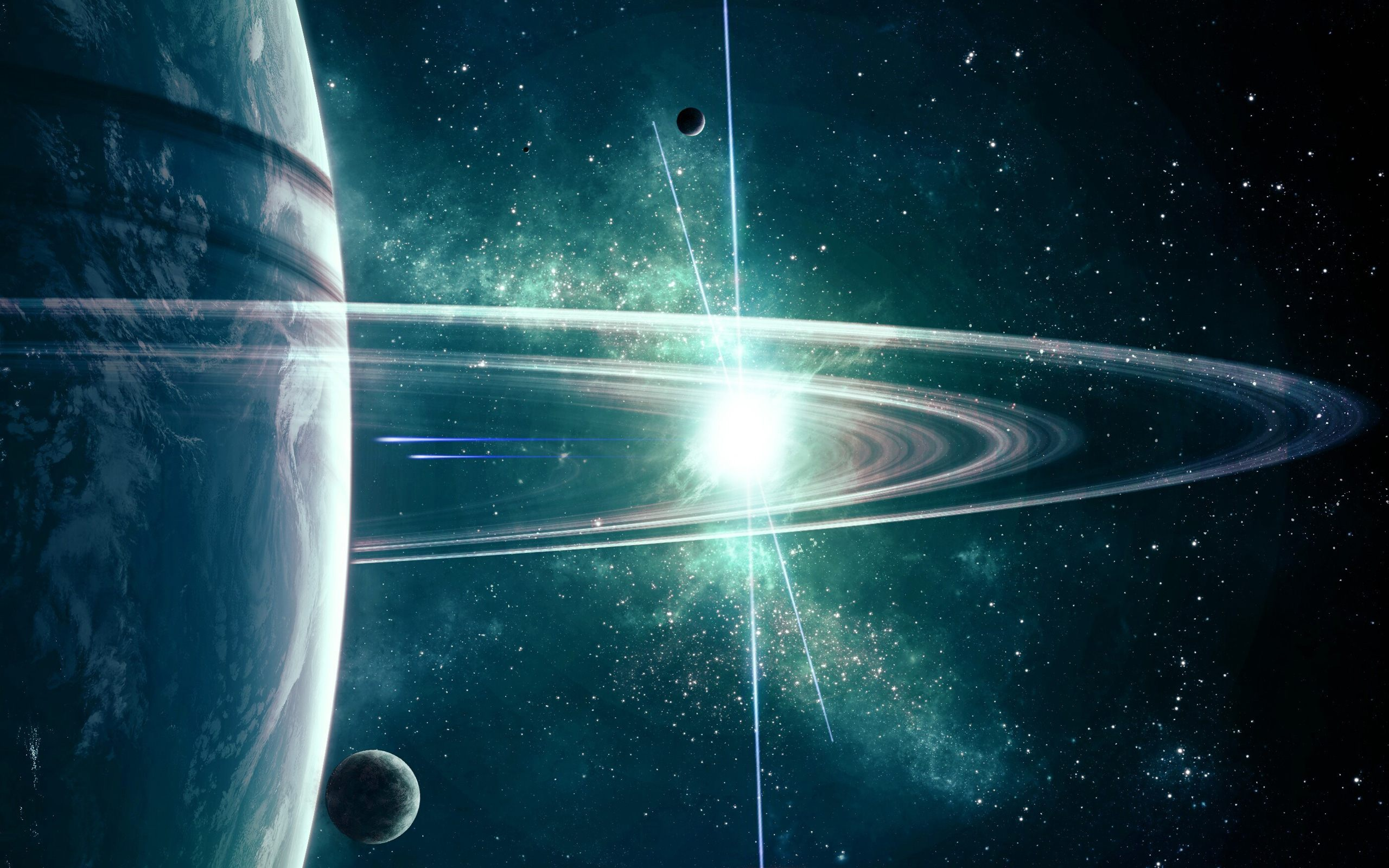 2560x1600 - Planetary Ring Wallpapers 17