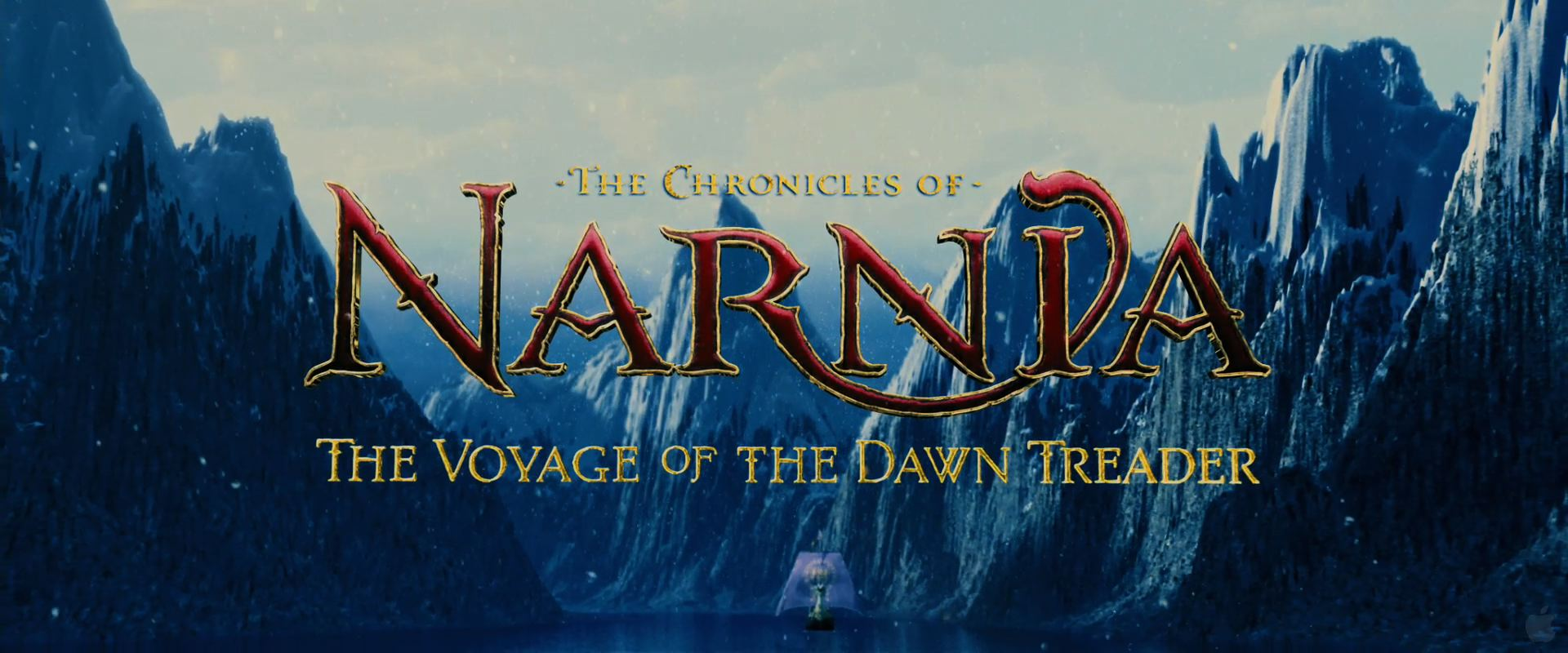 1920x800 - The Chronicles of Narnia: The Voyage of the Dawn Treader Wallpapers 10