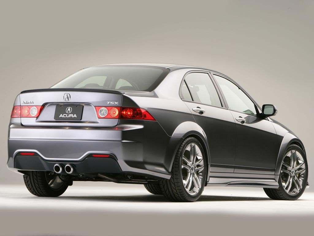 1024x768 - Acura TSX Wallpapers 25