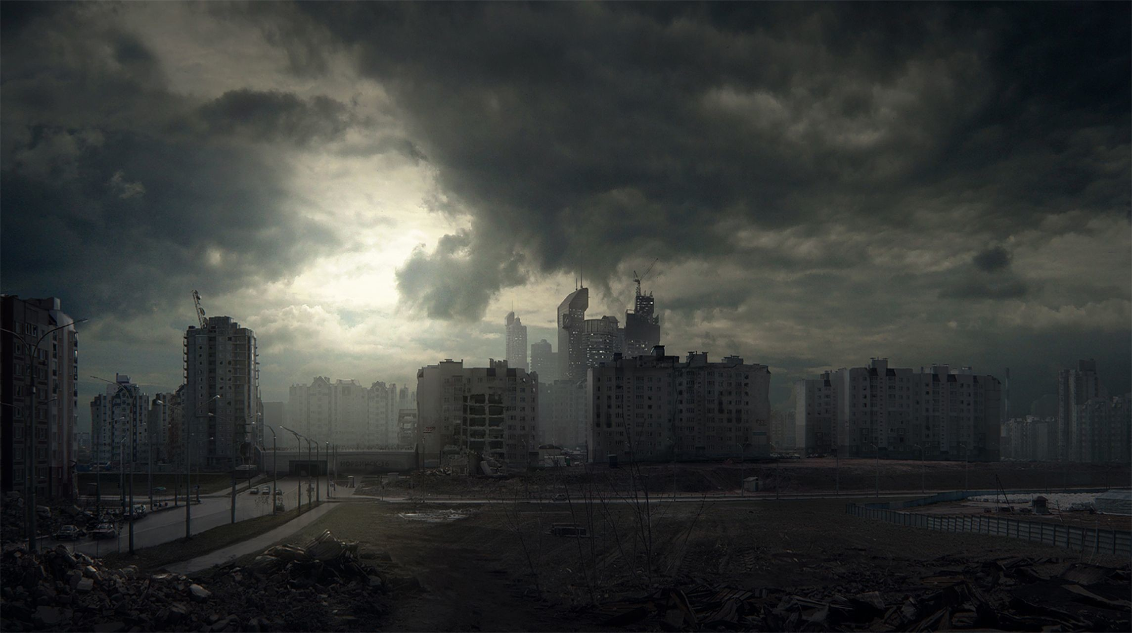 2289x1280 - Post Apocalyptic Wallpapers 13