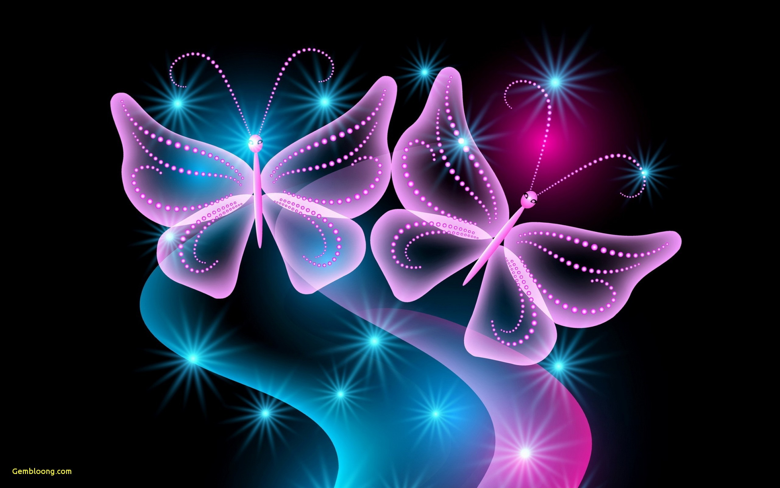 2560x1600 - Pretty Butterfly Backgrounds 45