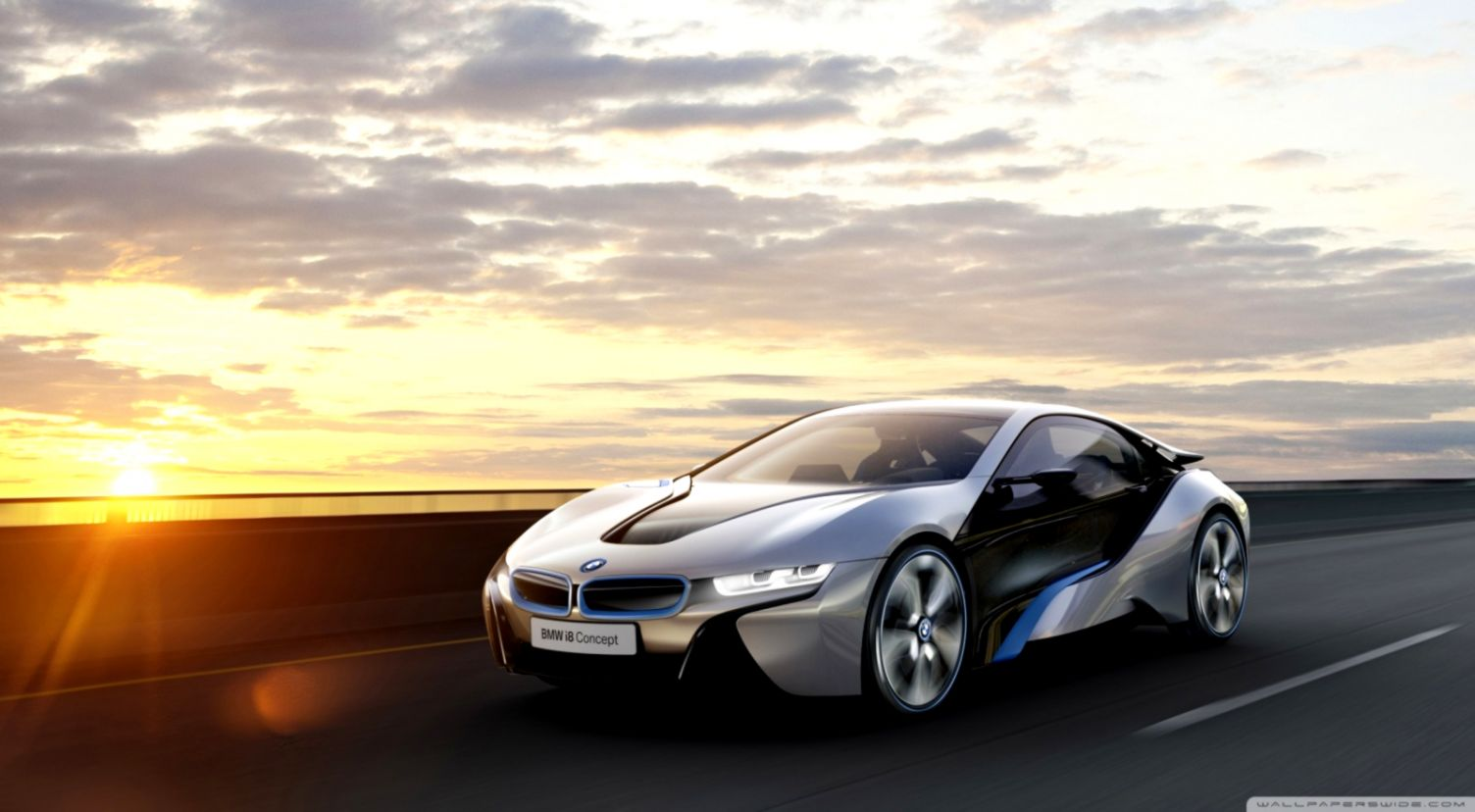 1504x828 - BMW i3 Concept Wallpapers 36