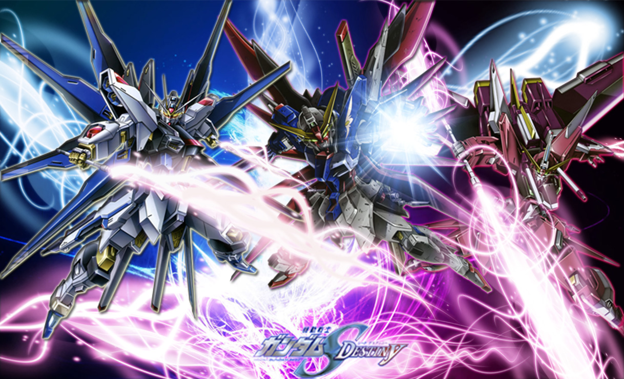 1218x739 - Mobile Suit Gundam Seed Destiny Wallpapers 11