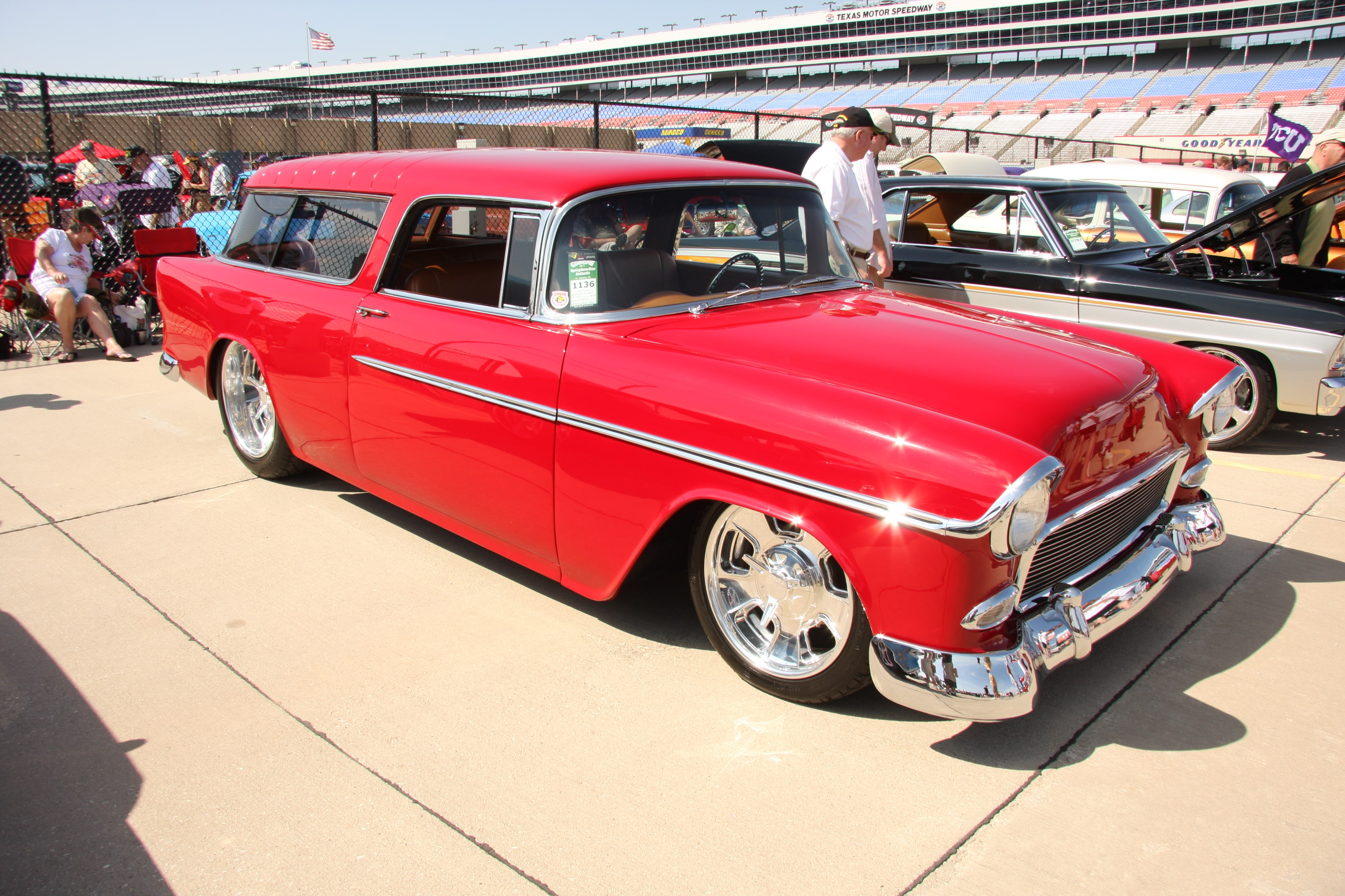 3888x2592 - Chevrolet Nomad Wallpapers 22