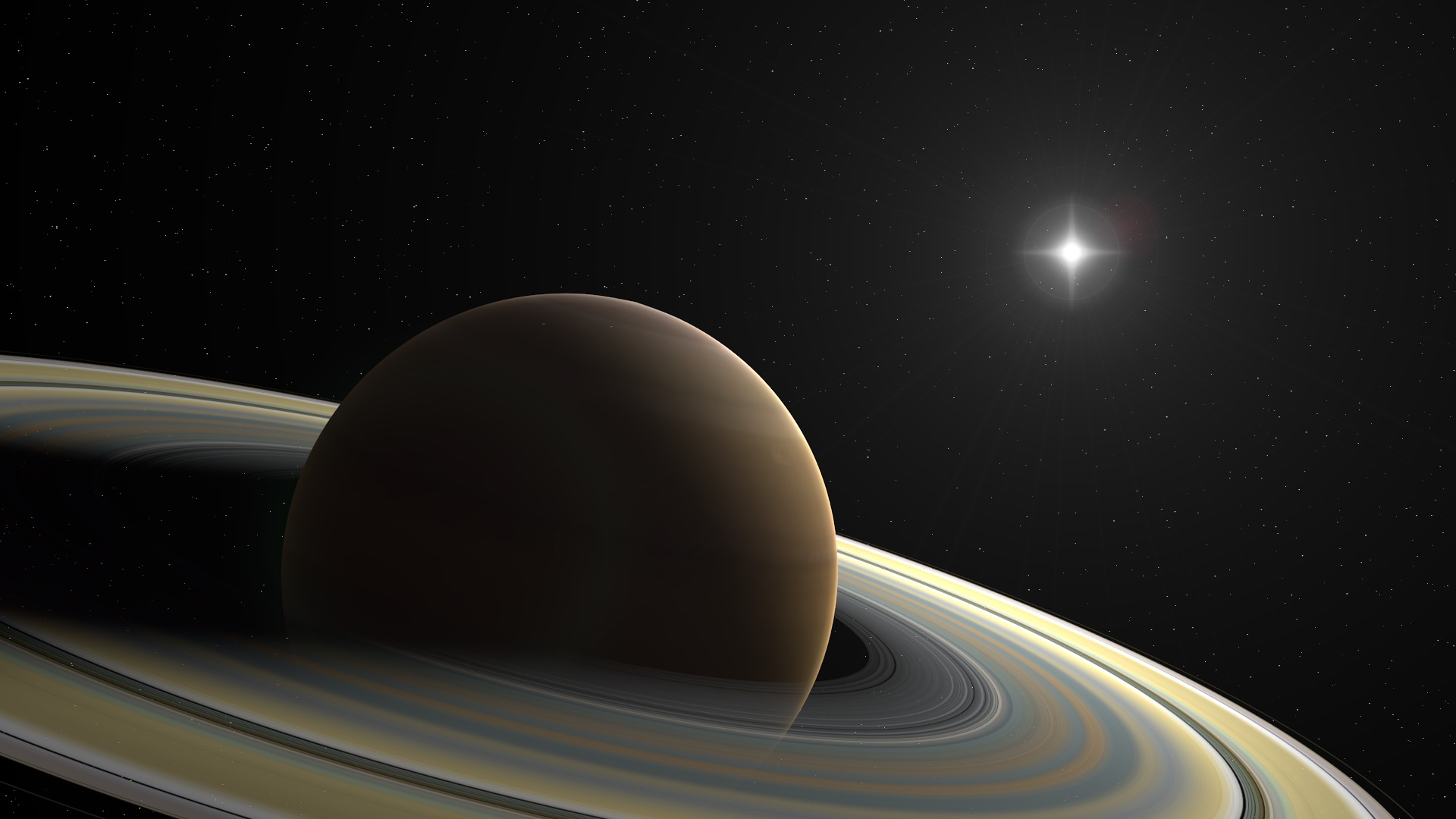 1920x1080 - Saturn Wallpapers 4