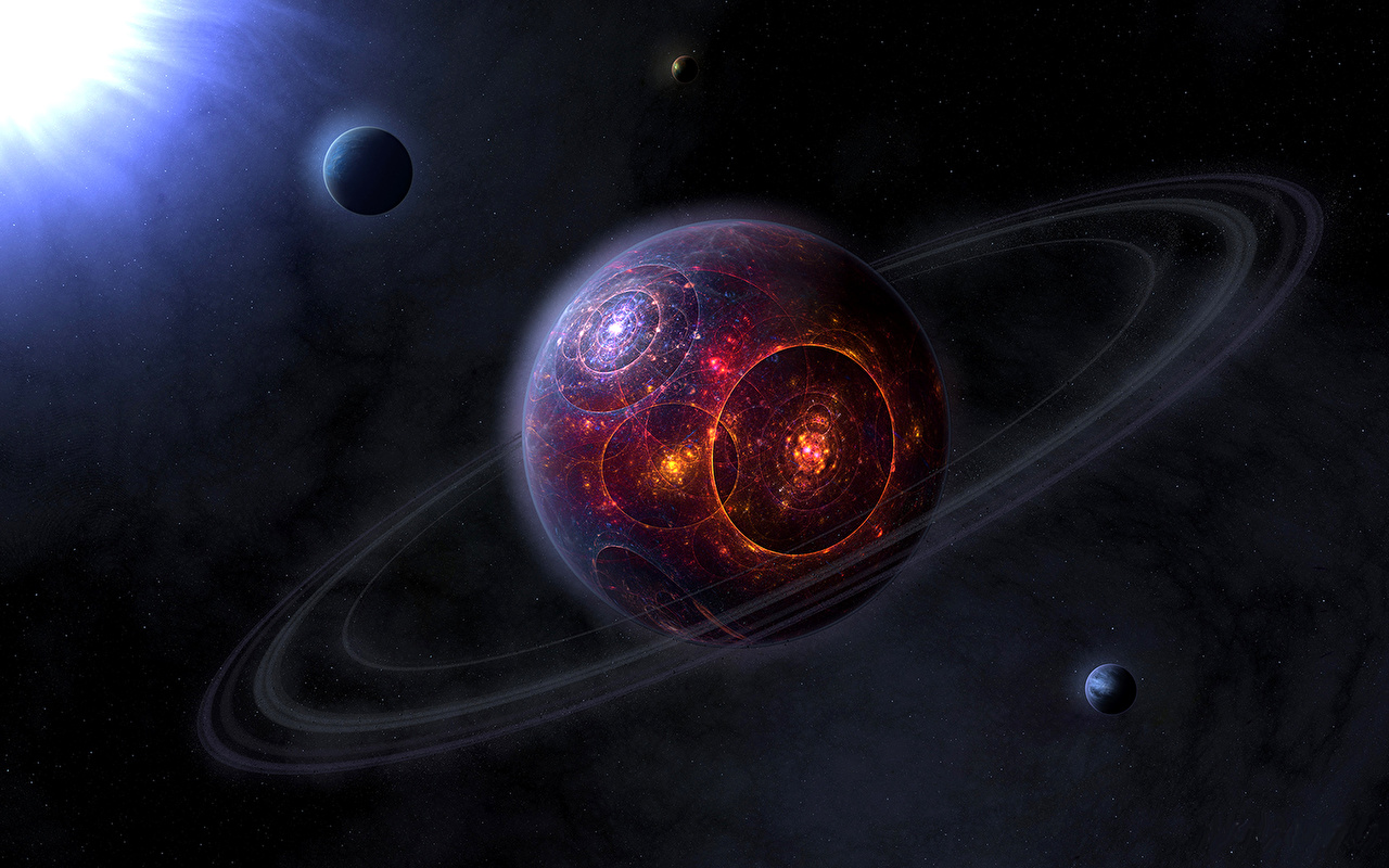 1280x800 - Planetary Ring Wallpapers 4