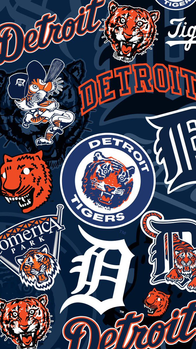 675x1200 - Detroit Tigers Wallpapers 4