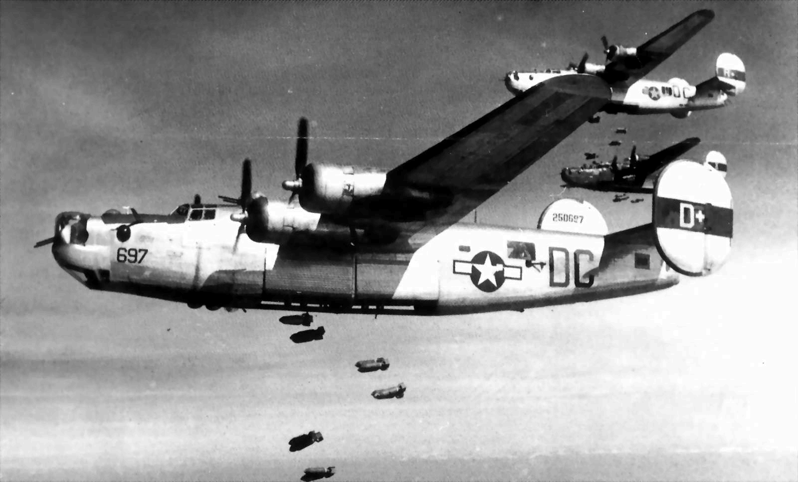 1600x967 - Consolidated B-24 Liberator Wallpapers 18