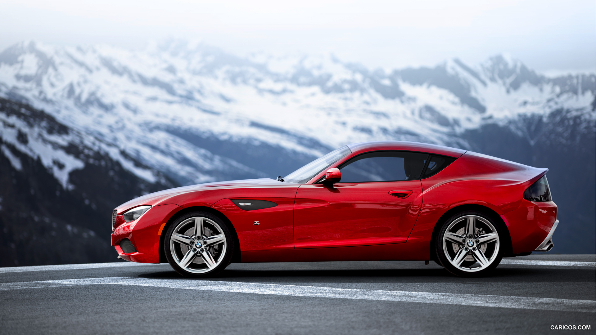 1920x1080 - BMW Zagato Coupe Wallpapers 4