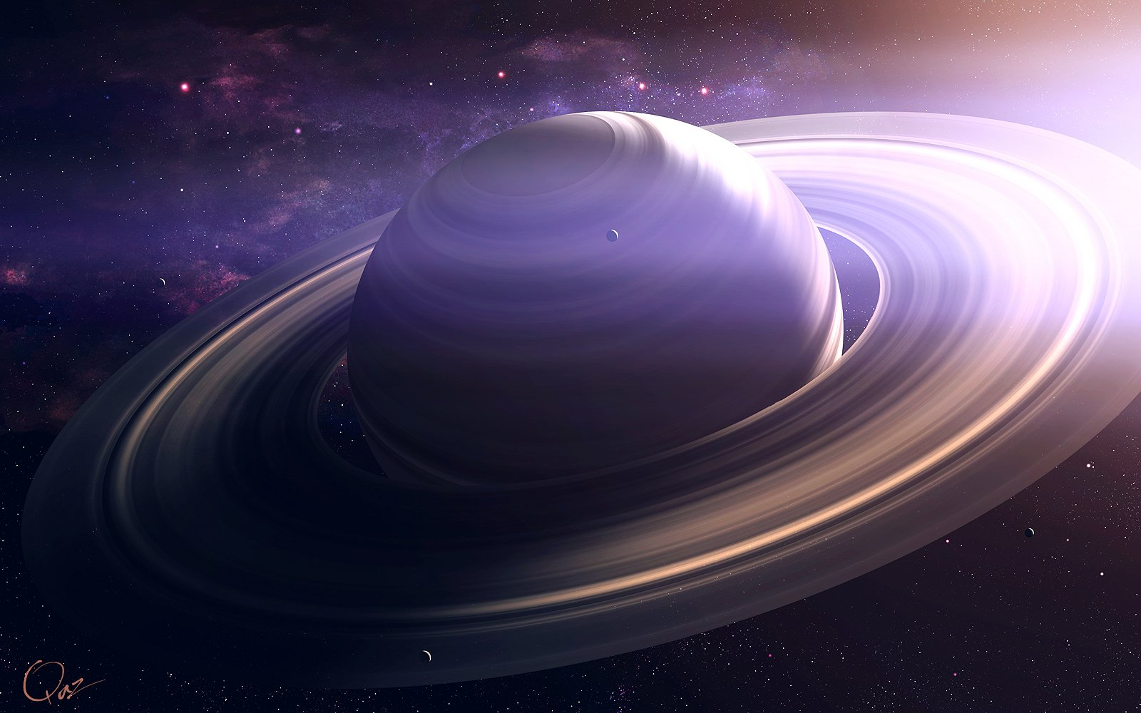 1600x1000 - Saturn Wallpapers 23