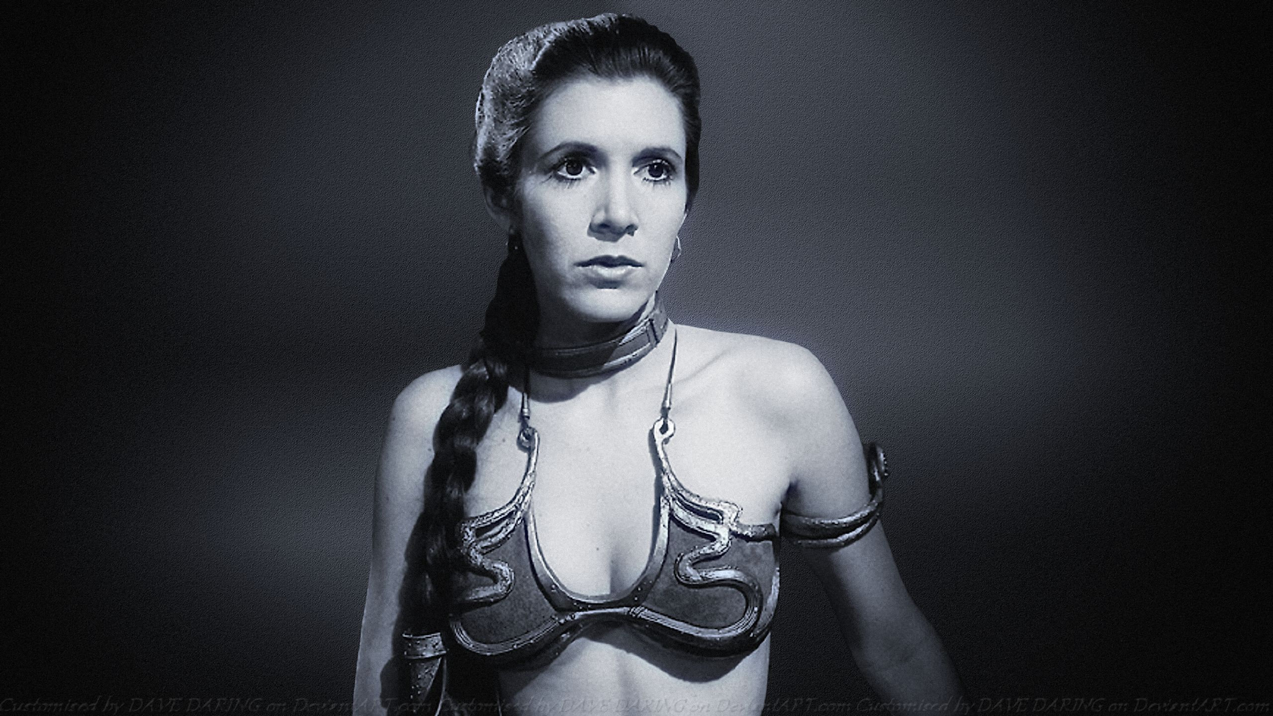 2560x1440 - Carrie Fisher Wallpapers 9