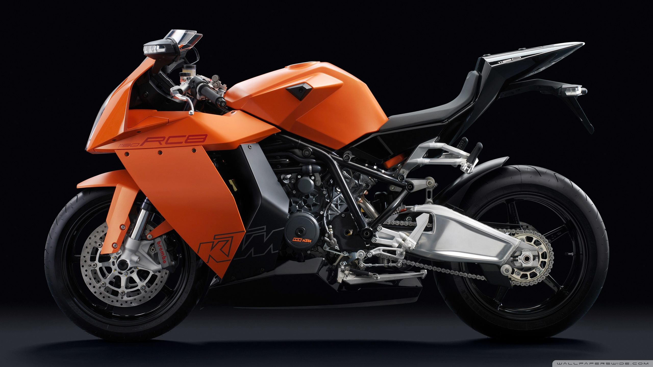 2560x1440 - KTM RC8 Wallpapers 12
