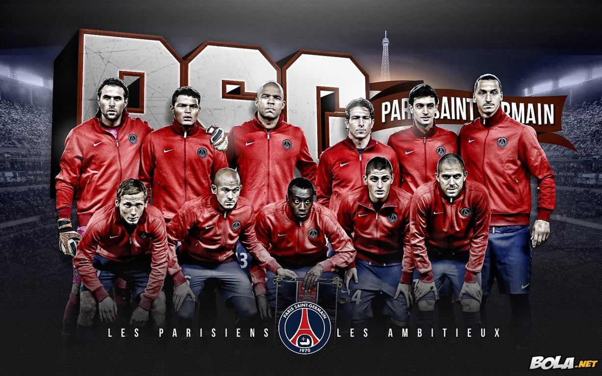 1228x768 - Paris Saint-Germain F.C. Wallpapers 17