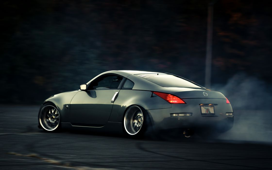 1120x700 - Nissan 350Z Wallpapers 28