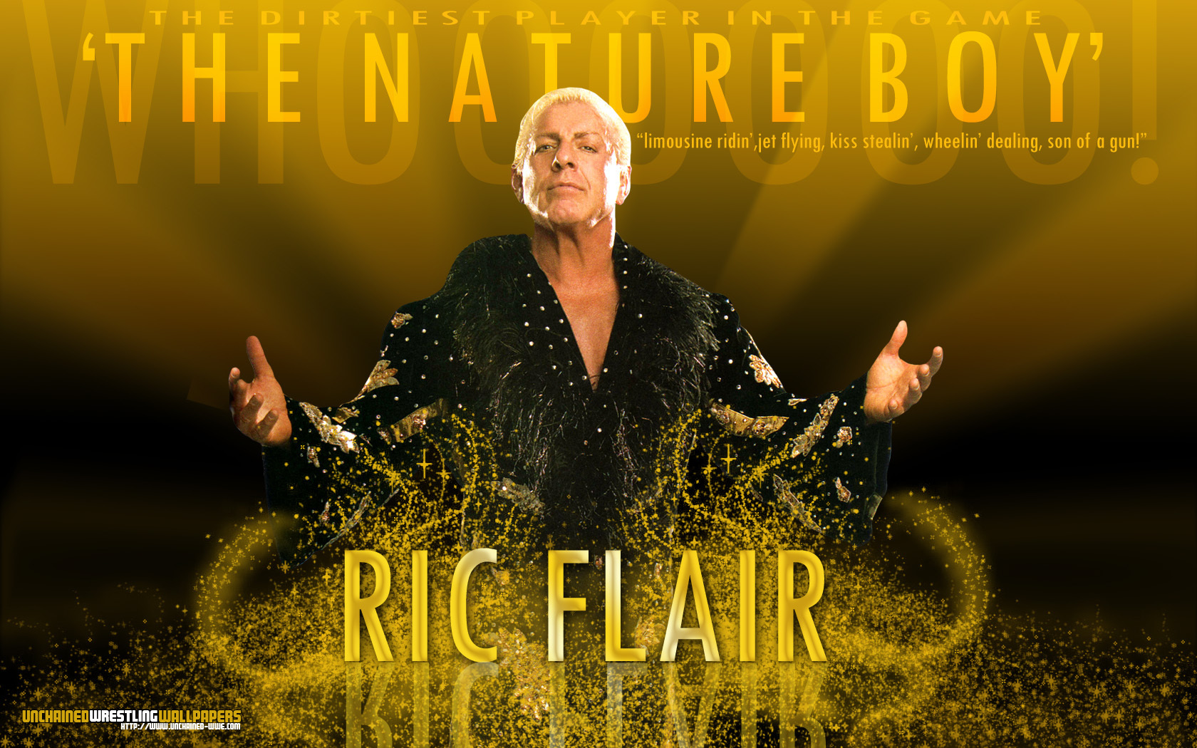 1680x1050 - Ric Flair Wallpapers 1