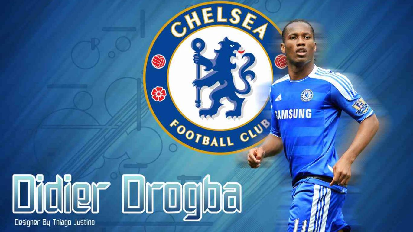 1366x768 - Didier Drogba Wallpapers 13