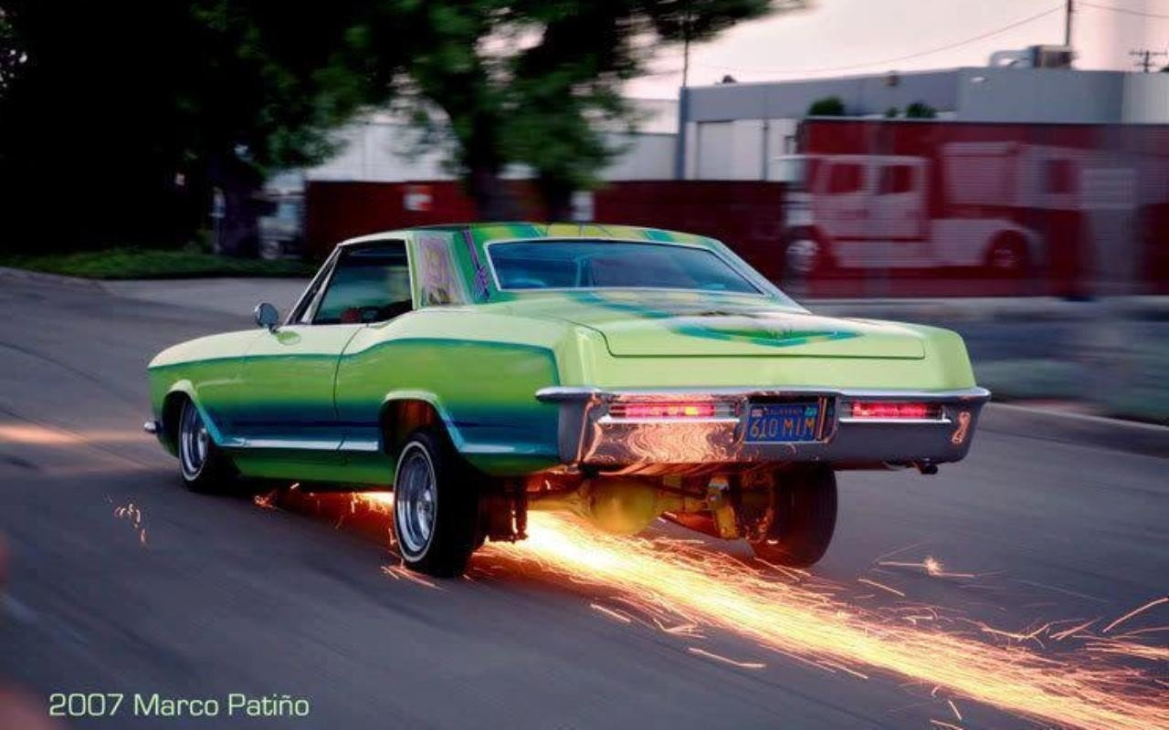 1280x800 - Lowrider Wallpapers 12