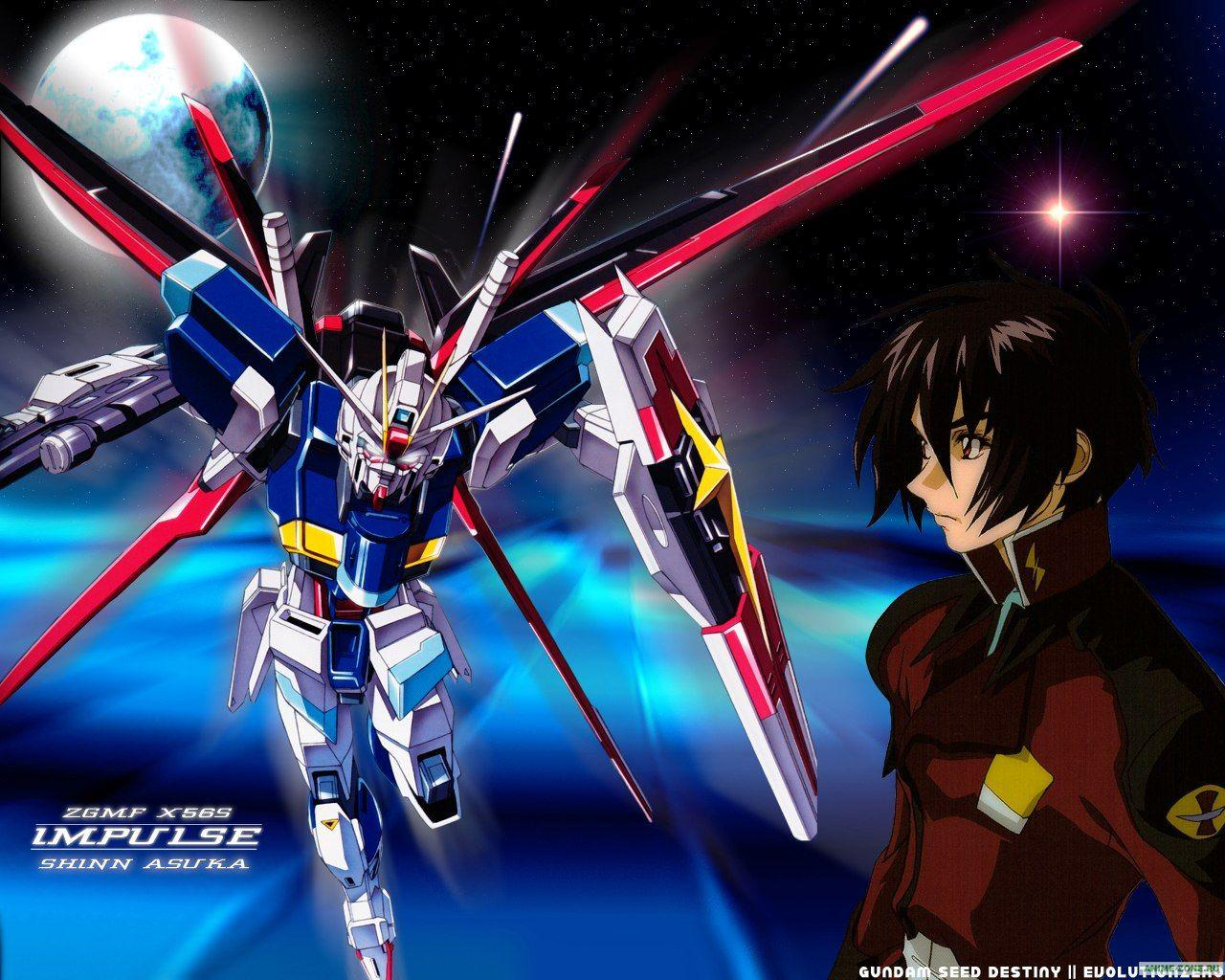 1280x1024 - Mobile Suit Gundam Seed Destiny Wallpapers 12