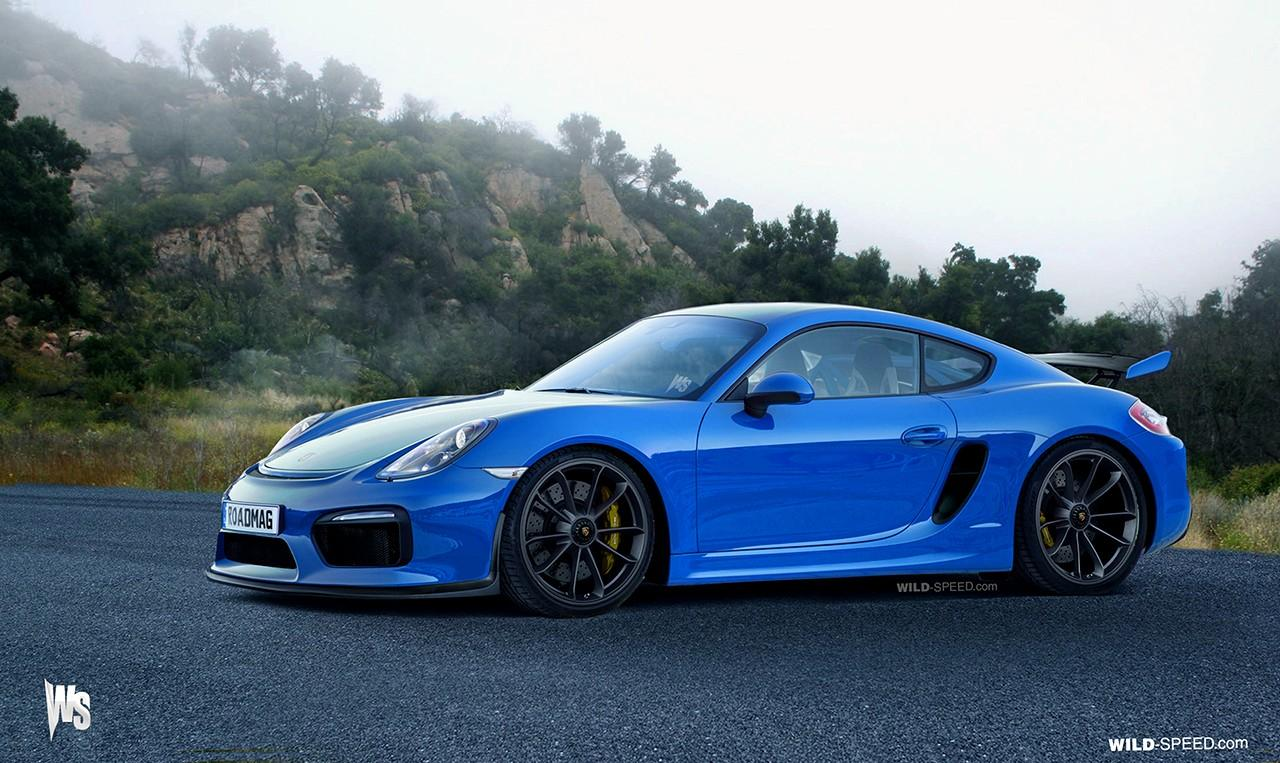 1280x763 - Porsche Cayman Wallpapers 22