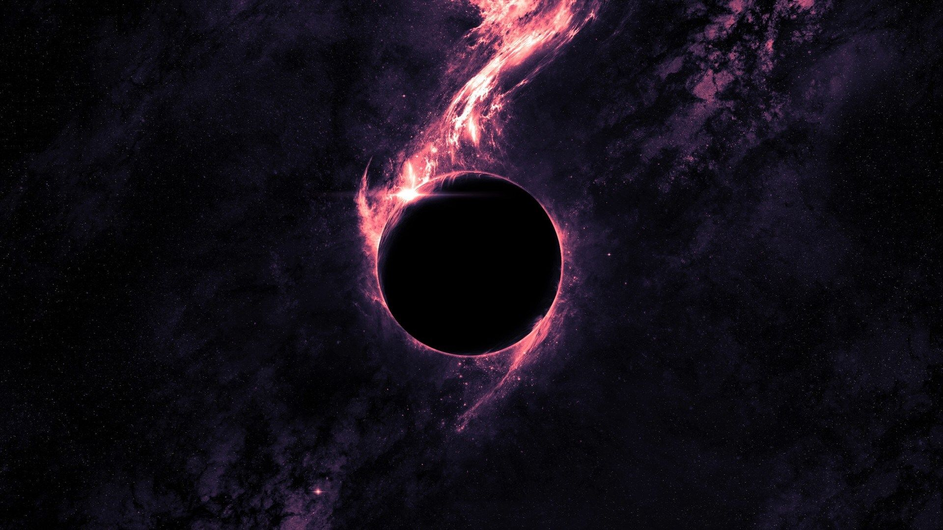 1920x1080 - Black Hole Wallpapers 25