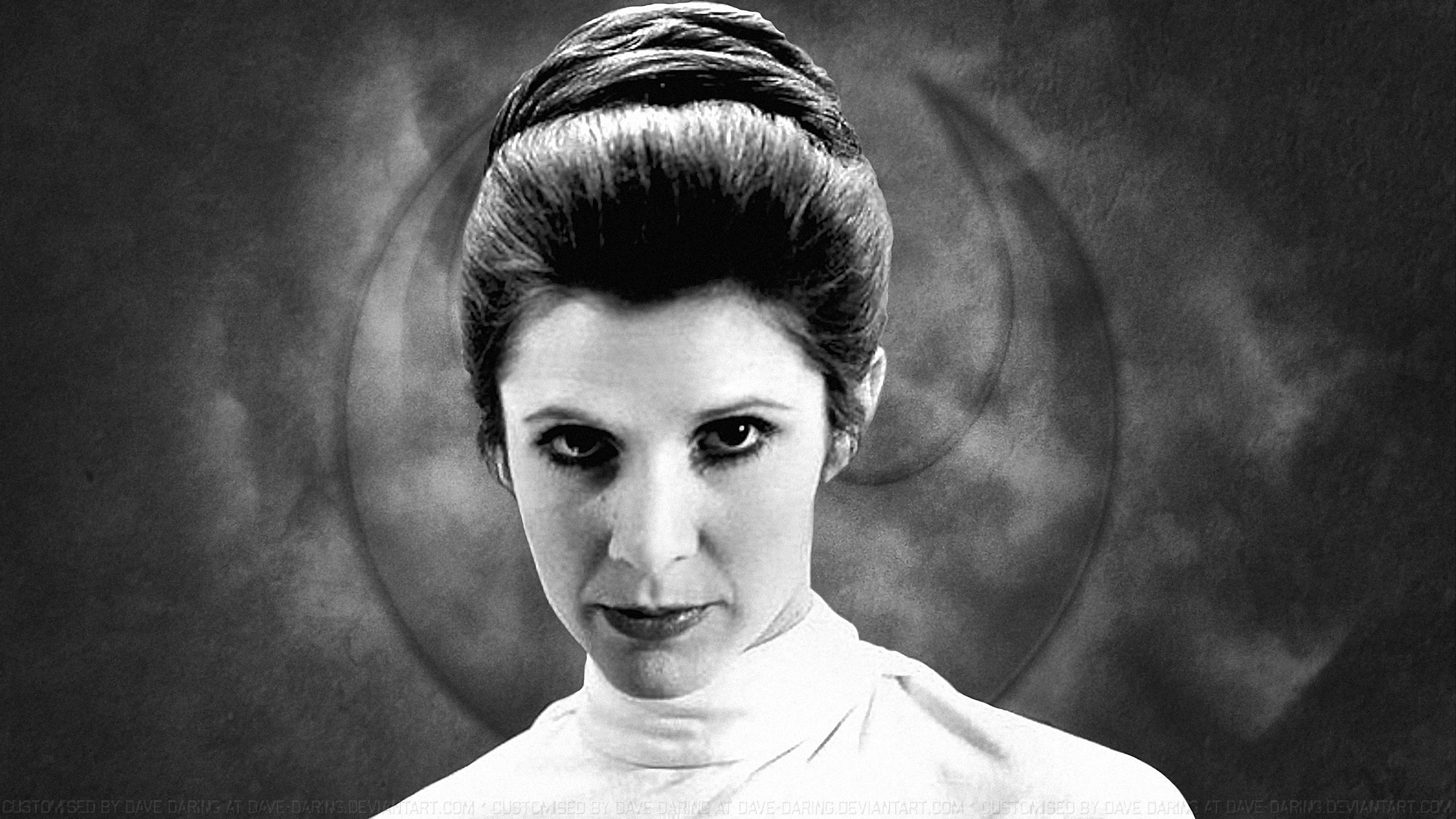2560x1440 - Carrie Fisher Wallpapers 31