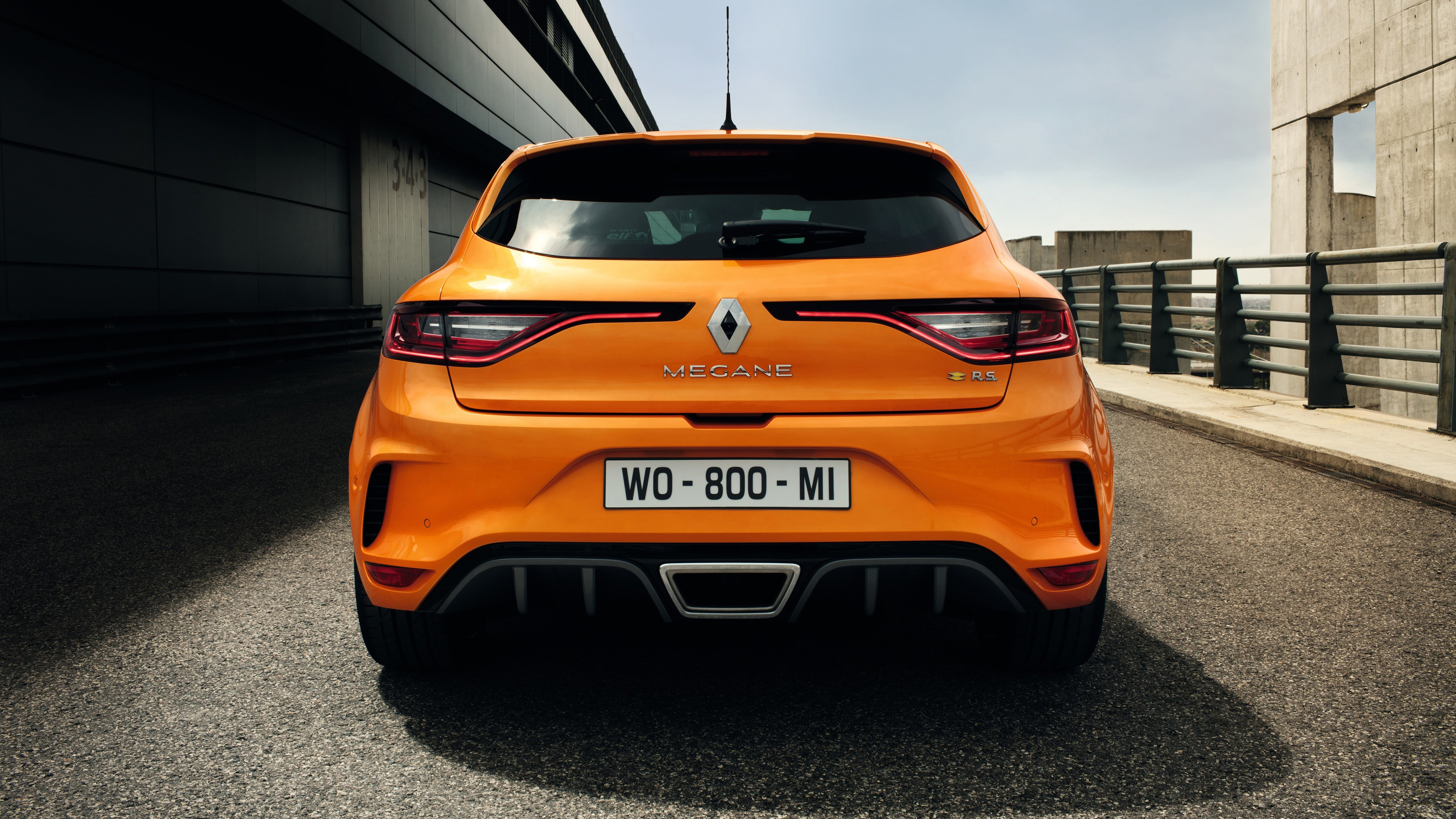 4096x2304 - Renault RS Wallpapers 10