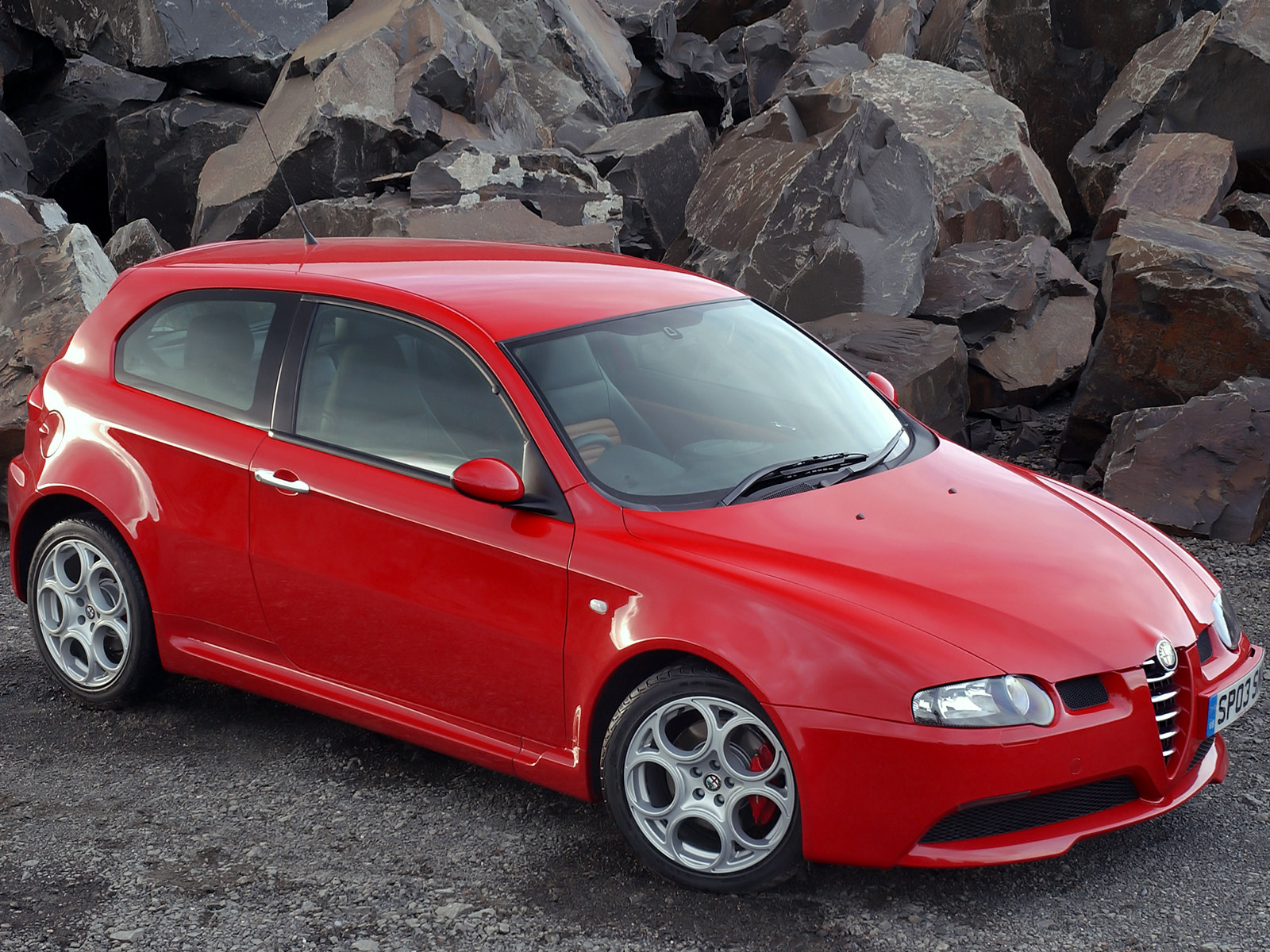 1600x1200 - Alfa Romeo 147 Wallpapers 30