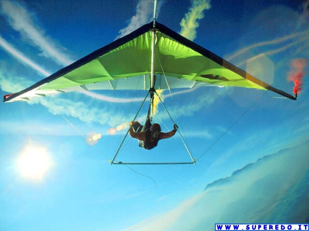 1024x768 - Hang Gliding Wallpapers 25