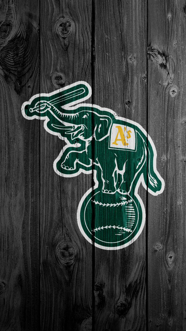 640x1136 - Oakland Athletics Wallpapers 20