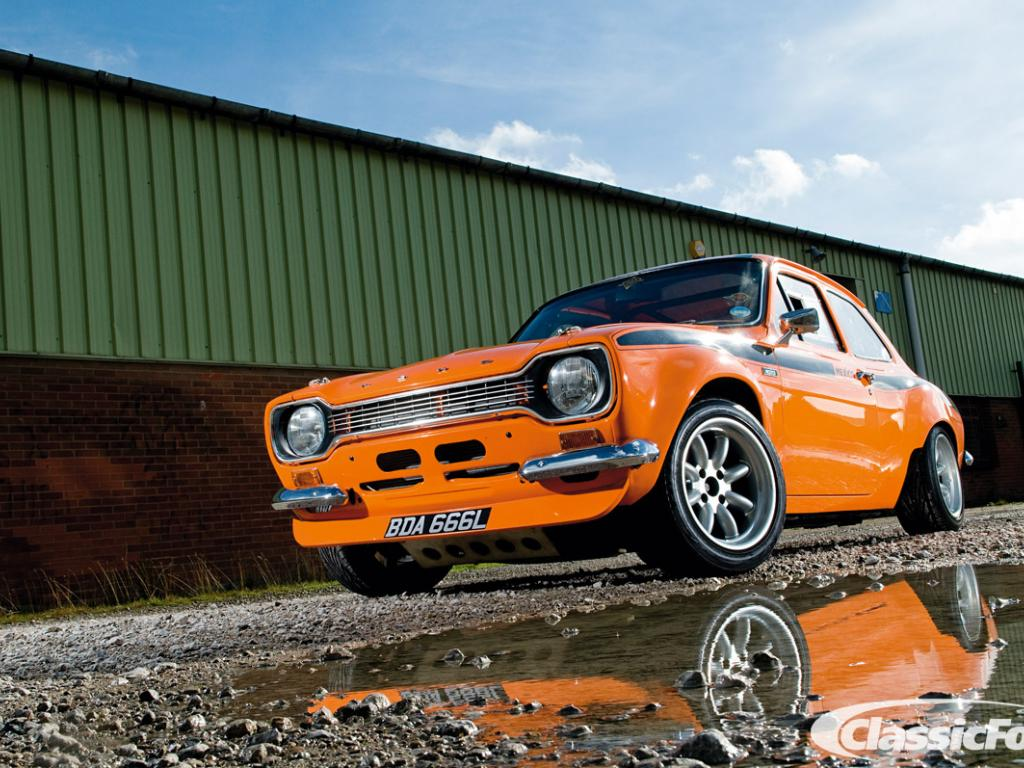1024x768 - Ford Escort Wallpapers 26