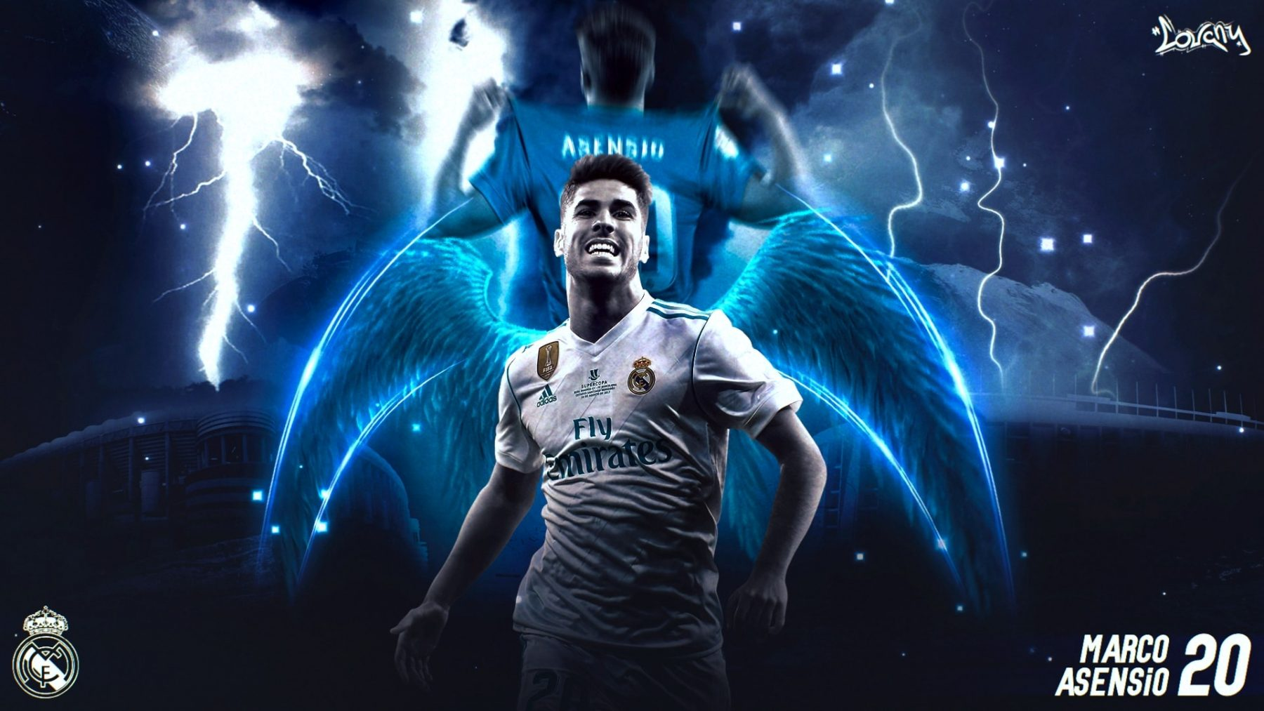 1800x1013 - Marco Asensio Wallpapers 3