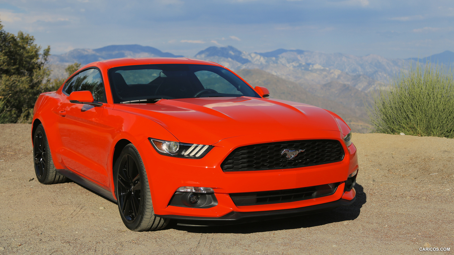 1920x1080 - Ford Mustang GT Wallpapers 25