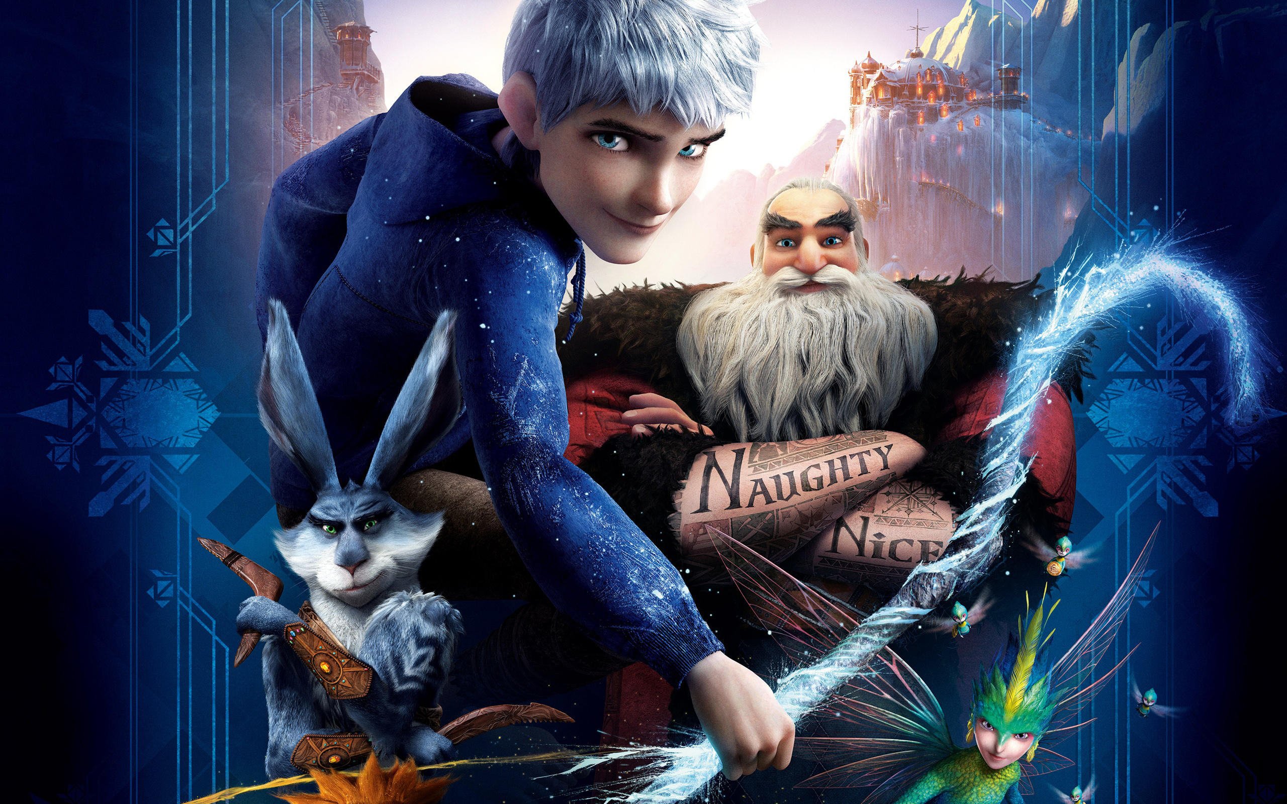 2560x1600 - Rise Of The Guardians Wallpapers 1