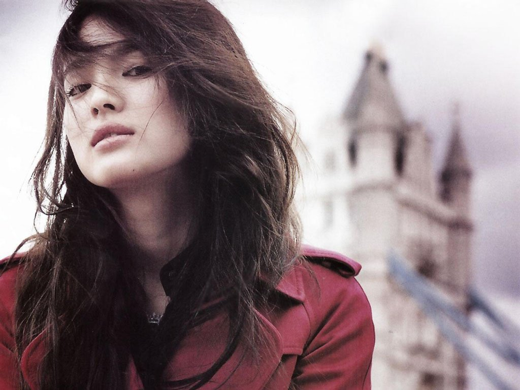 1024x768 - Song Hye-Kyo Wallpapers 10