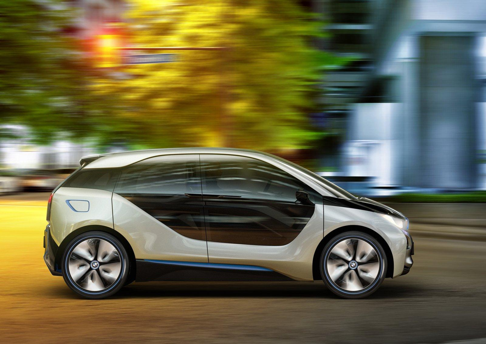 1600x1132 - BMW i3 Concept Wallpapers 18