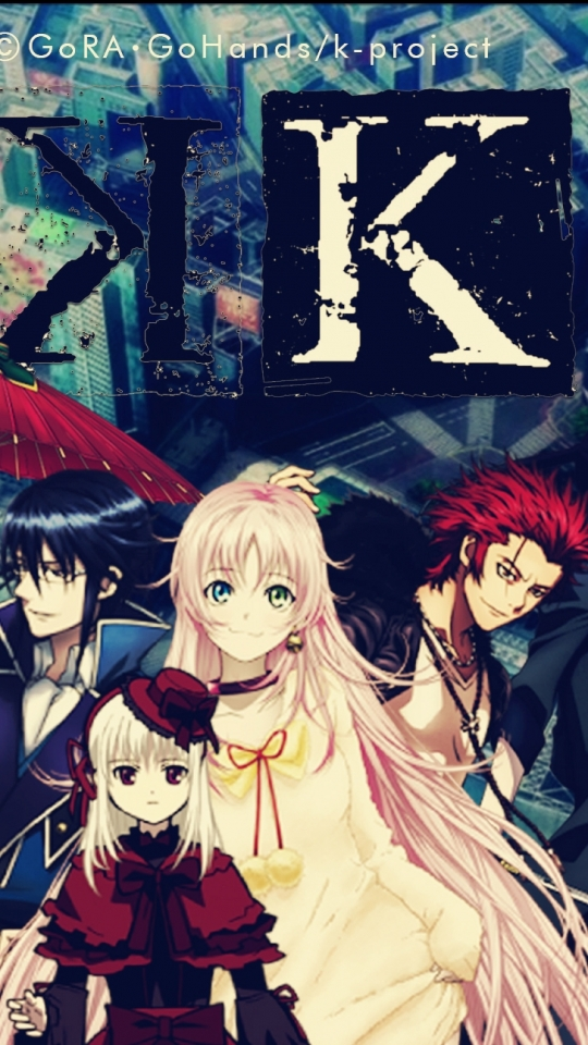 K Project Wallpapers (34 images) - DodoWallpaper