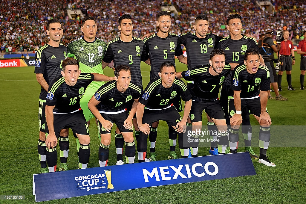 1024x681 - Mexican Soccer Team 2018 30
