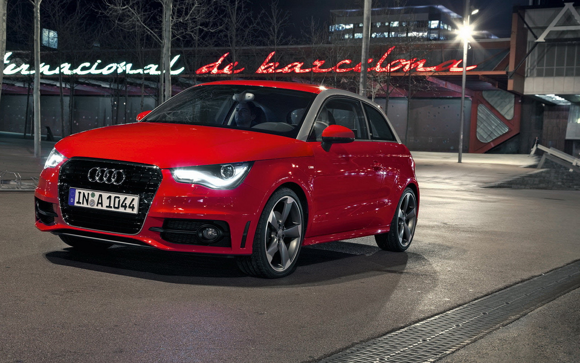 1920x1200 - Audi A1 Wallpapers 32