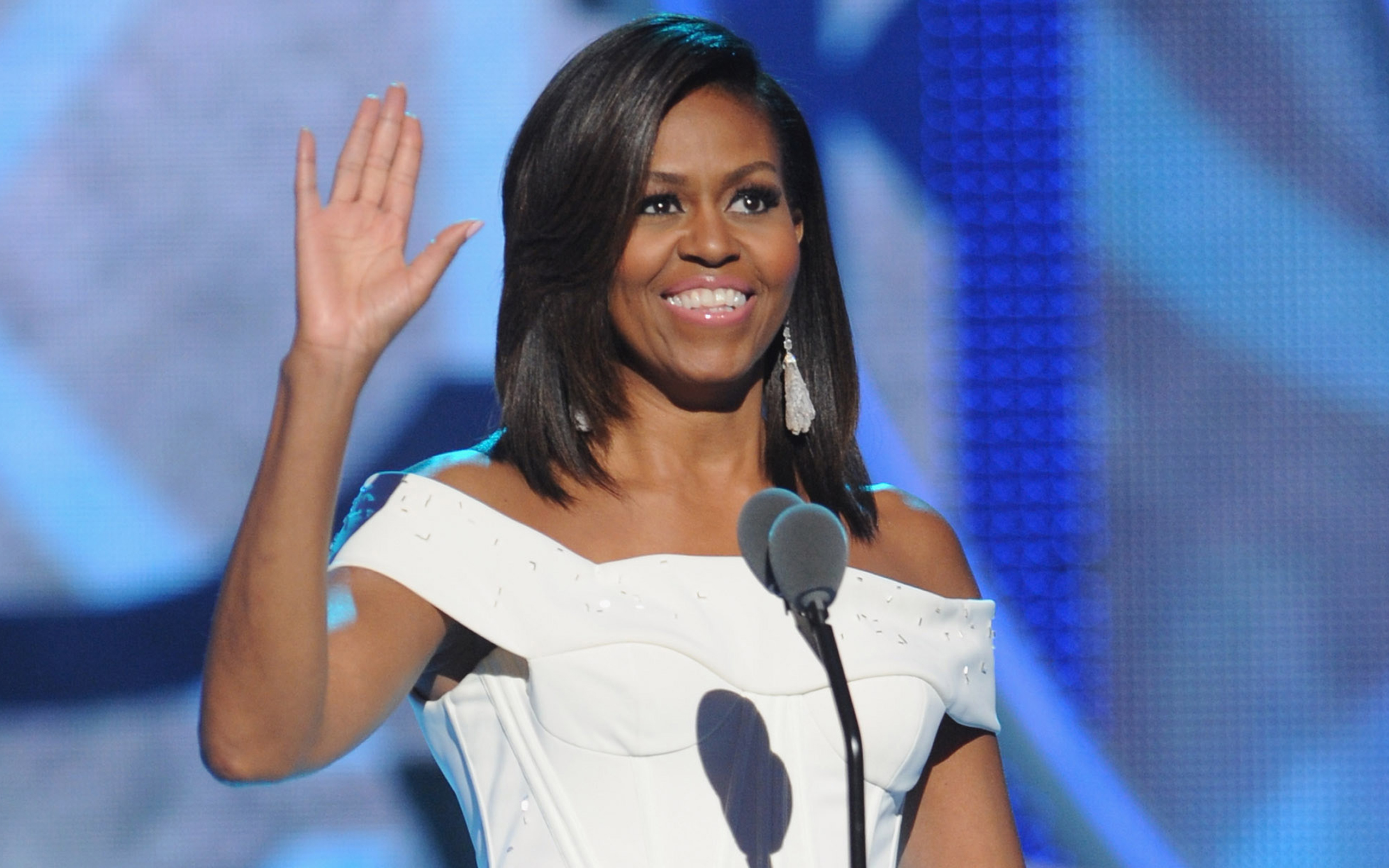 2560x1600 - Michelle Obama Wallpapers 10
