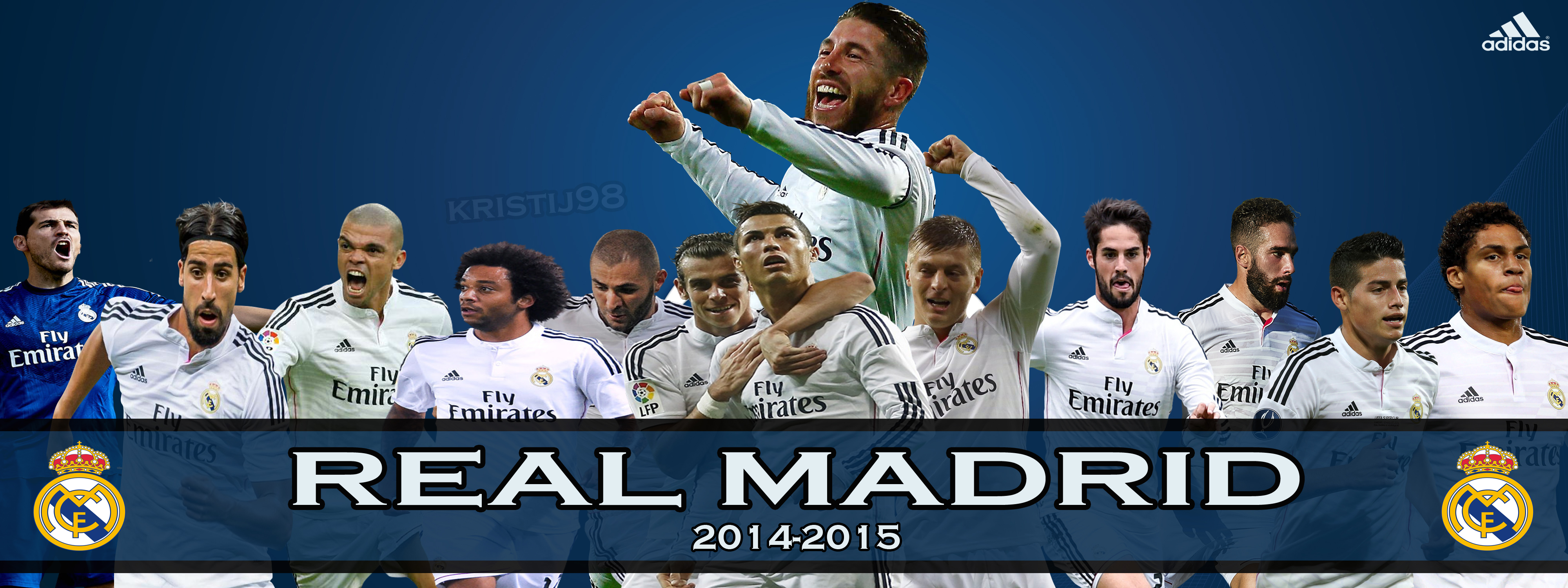 4000x1500 - Real Madrid Castilla Wallpapers 7