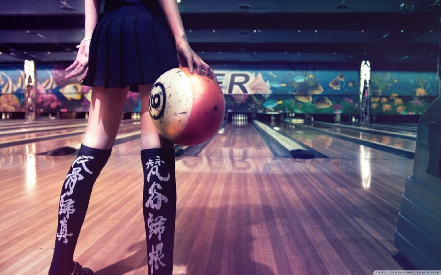 1440x900 - Bowling Wallpapers 12