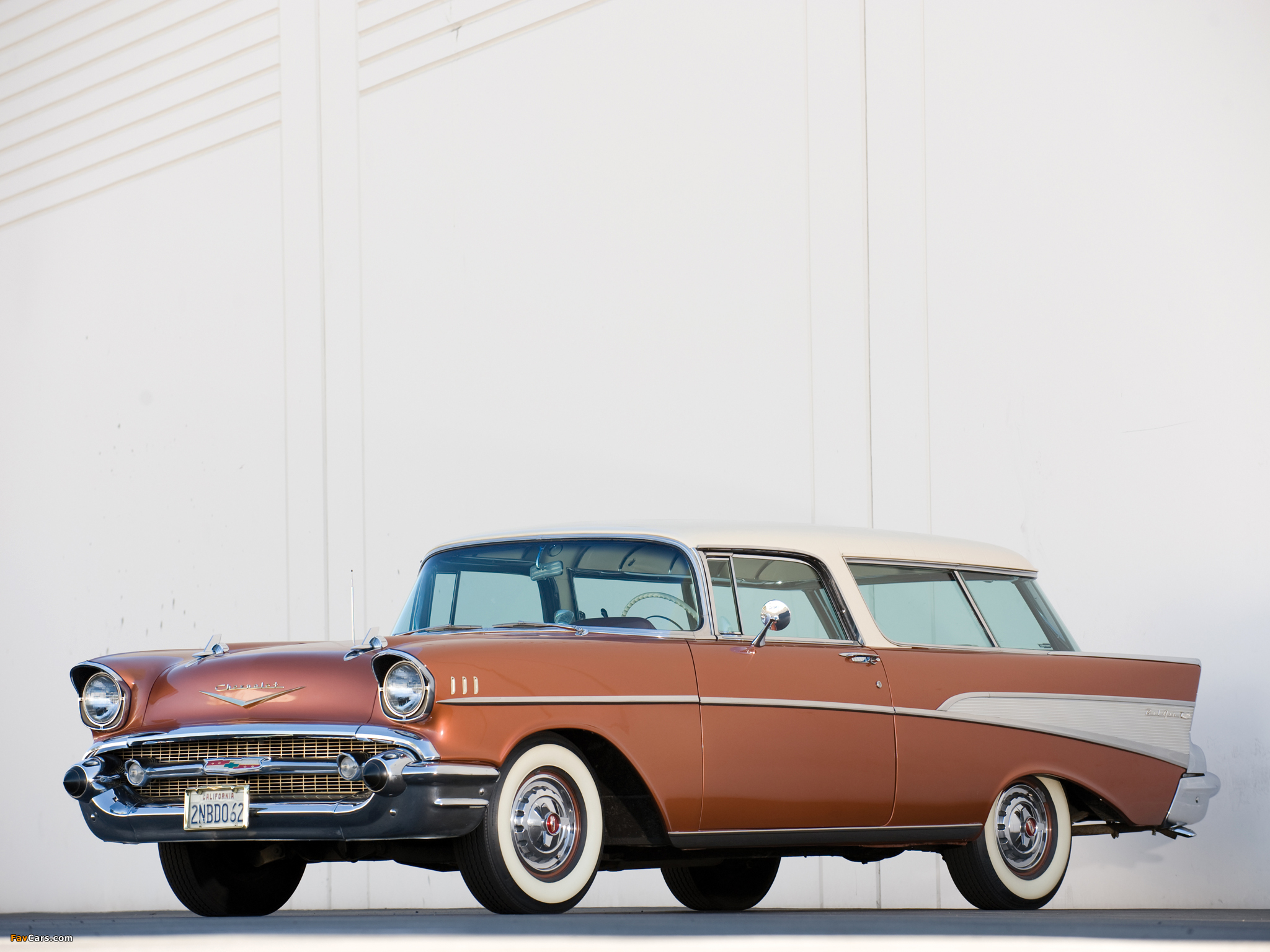 2048x1536 - Chevrolet Nomad Wallpapers 20