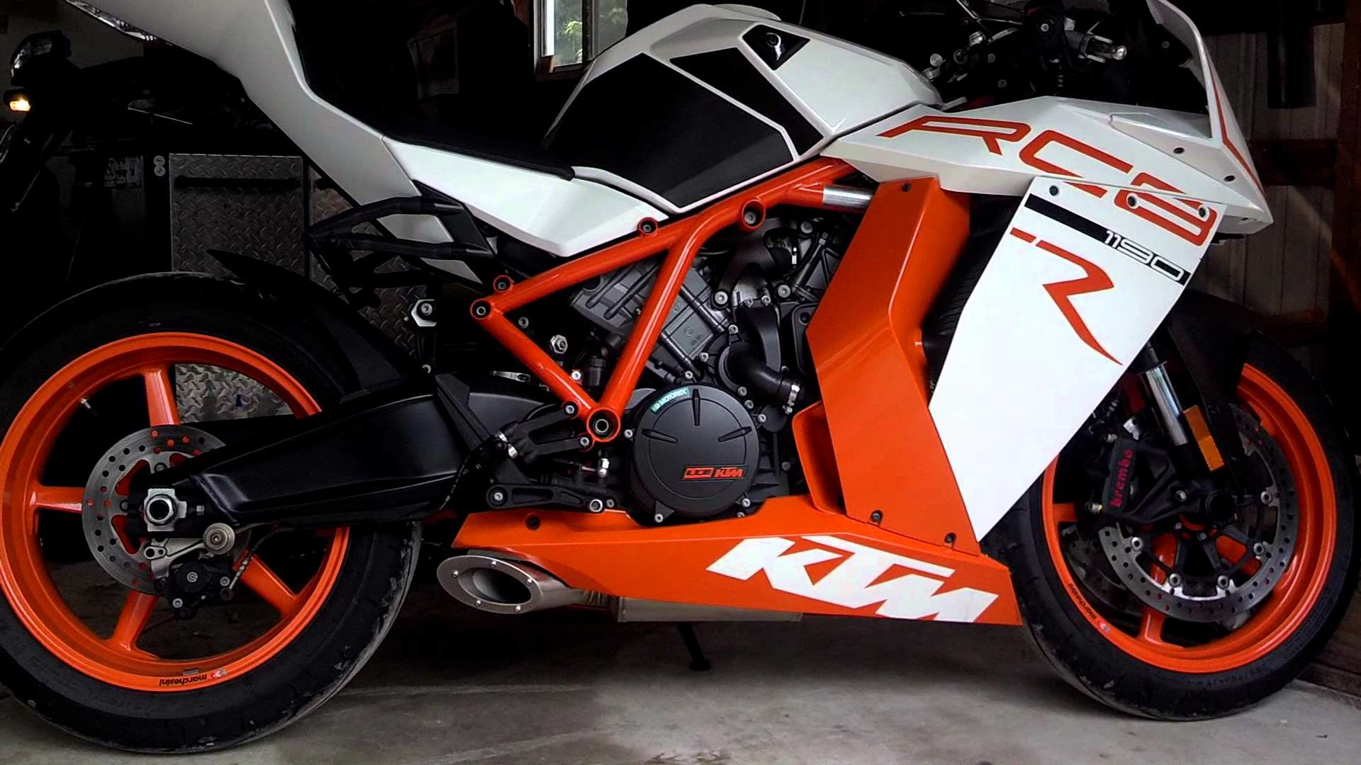 1920x1080 - KTM RC8 Wallpapers 11