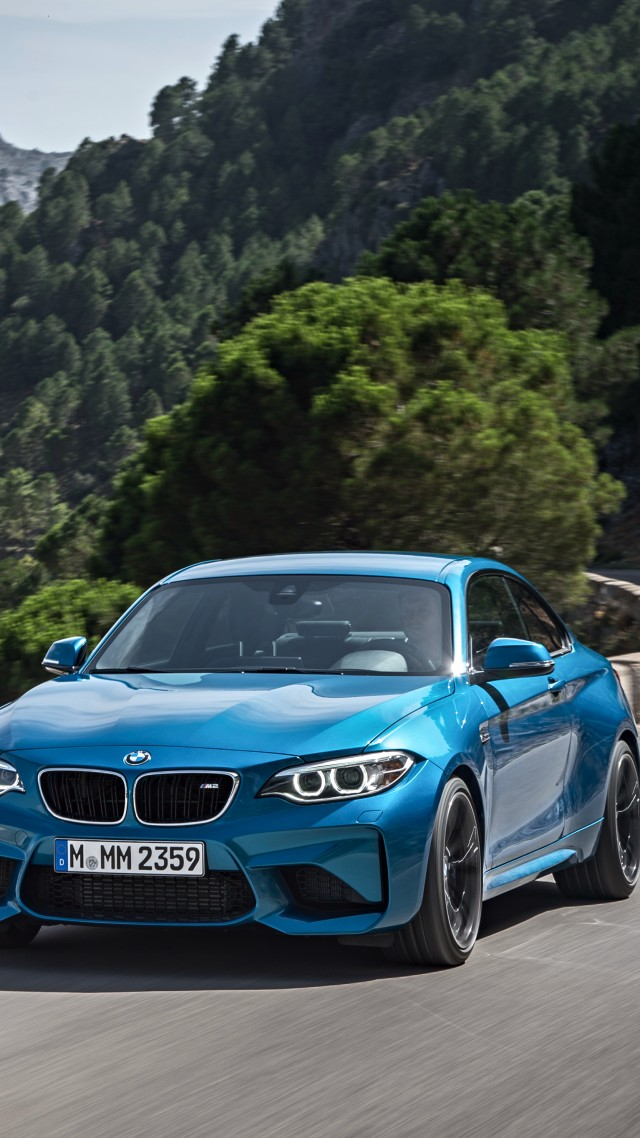 640x1138 - BMW M2 Coupe Wallpapers 22